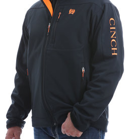 CINCH CINCH BONDED JACKET W/ ORANGE BRANDING