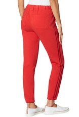 LIVERPOOL LIVERPOOL KNIT JOGGER WITH ANKLE CUFF