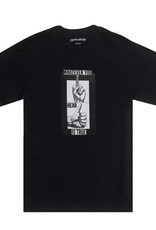 FA ENTERTAINMENT FUCKING AWESOME FINGERS UP TEE - BLACK