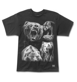 GRIZZLY GRIPTAPE GRIZZLY YUKON TEE