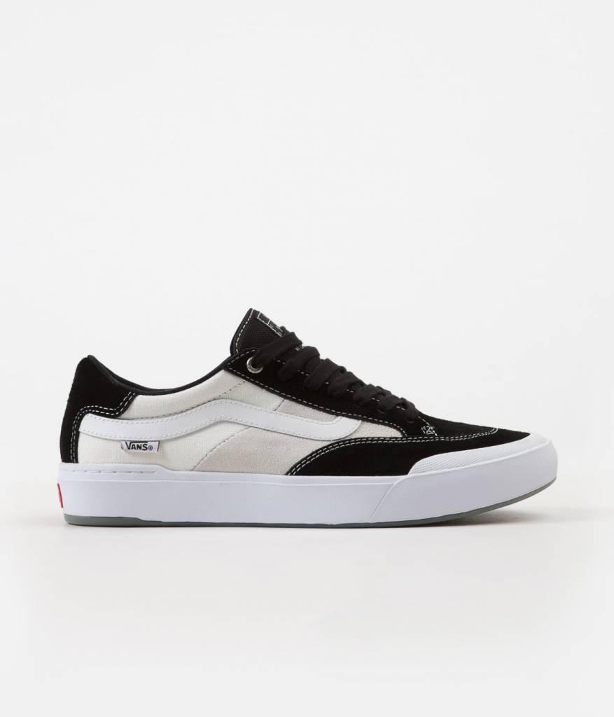 203a1a08887 VANS VANS BERLE PRO - BLACK WHITE - Familia Skateshop