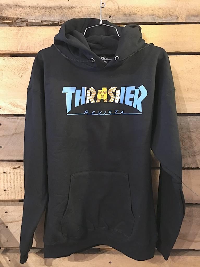 THRASHER MAGAZINE THRASHER ARGENTINA HOODIE