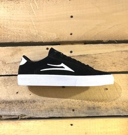 LAKAI FOOTWEAR LAKAI NEWPORT - BLACK/WHITE