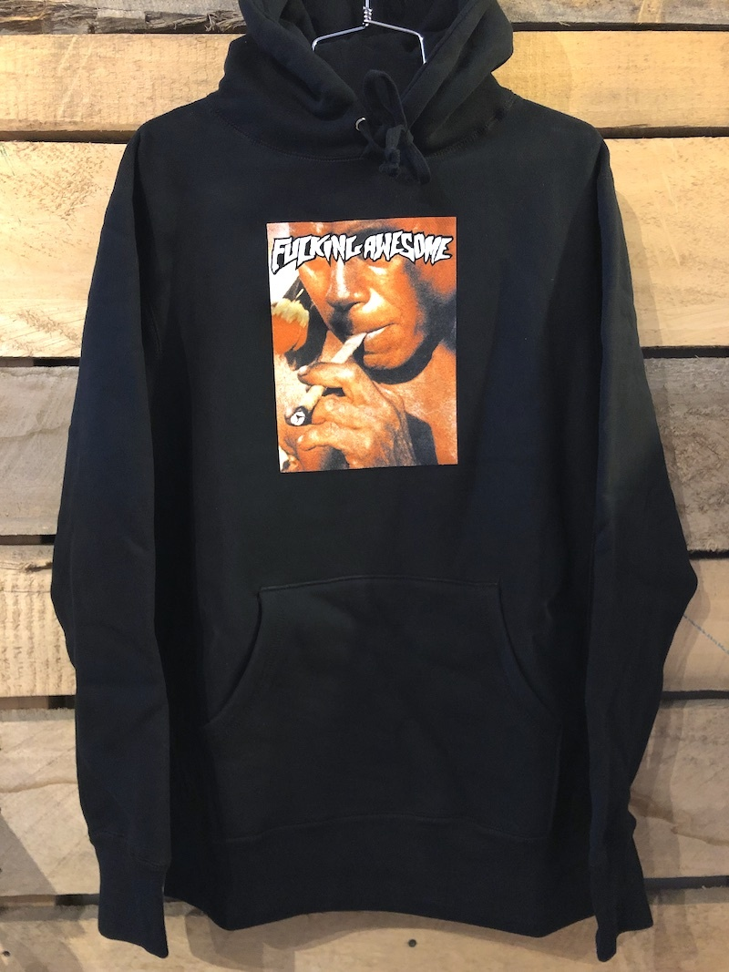 FA ENTERTAINMENT FUCKING AWESOME LOCALS HOODIE
