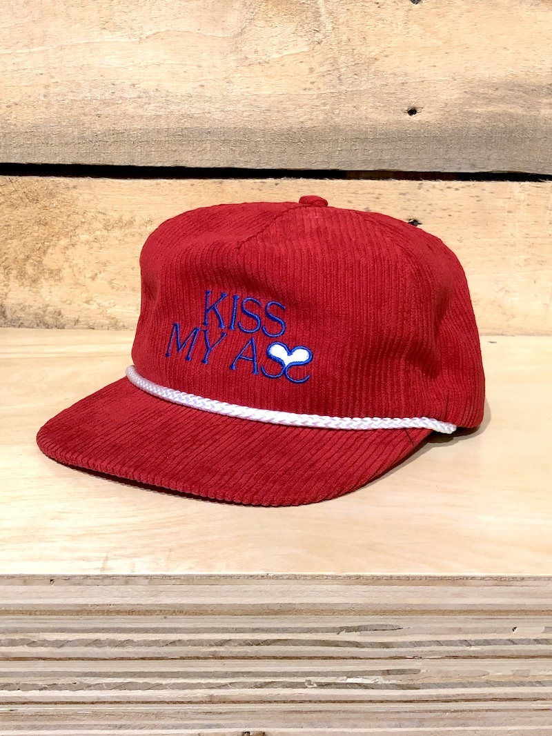 FA ENTERTAINMENT FUCKING AWESOME KISS MY ASS HAT