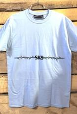 917 917 SK8-BOY TEE - BABY BLUE