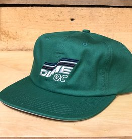 DIME DIME QC HAT - GREEN