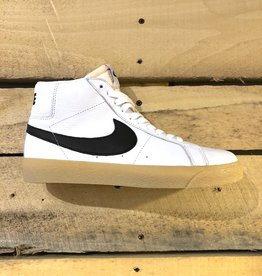 NIKE SB NIKE SB ORANGE LABEL BLAZER - WHITE