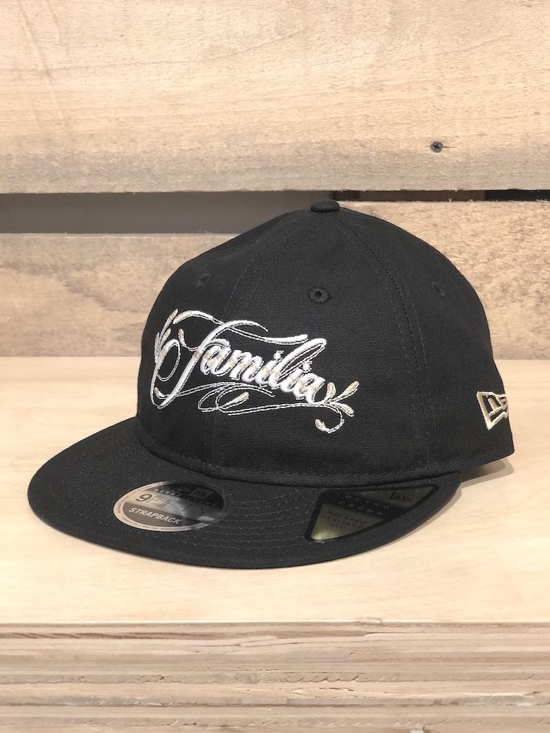 NEW ERA NEW ERA FAMILIA RETRO CROWN 9FIFTY HAT