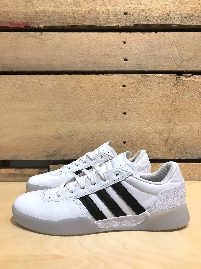 ADIDAS CITY CUP - WHITE LEATHER