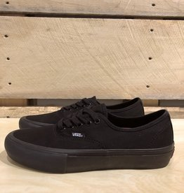 VANS VANS AUTHENTIC PRO - BLACKOUT