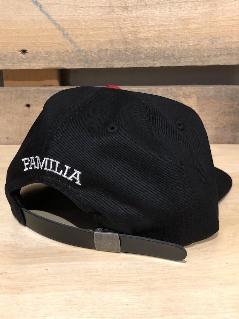 FAMILIA SKATESHOP FAMILIA F. HAT - RUBE