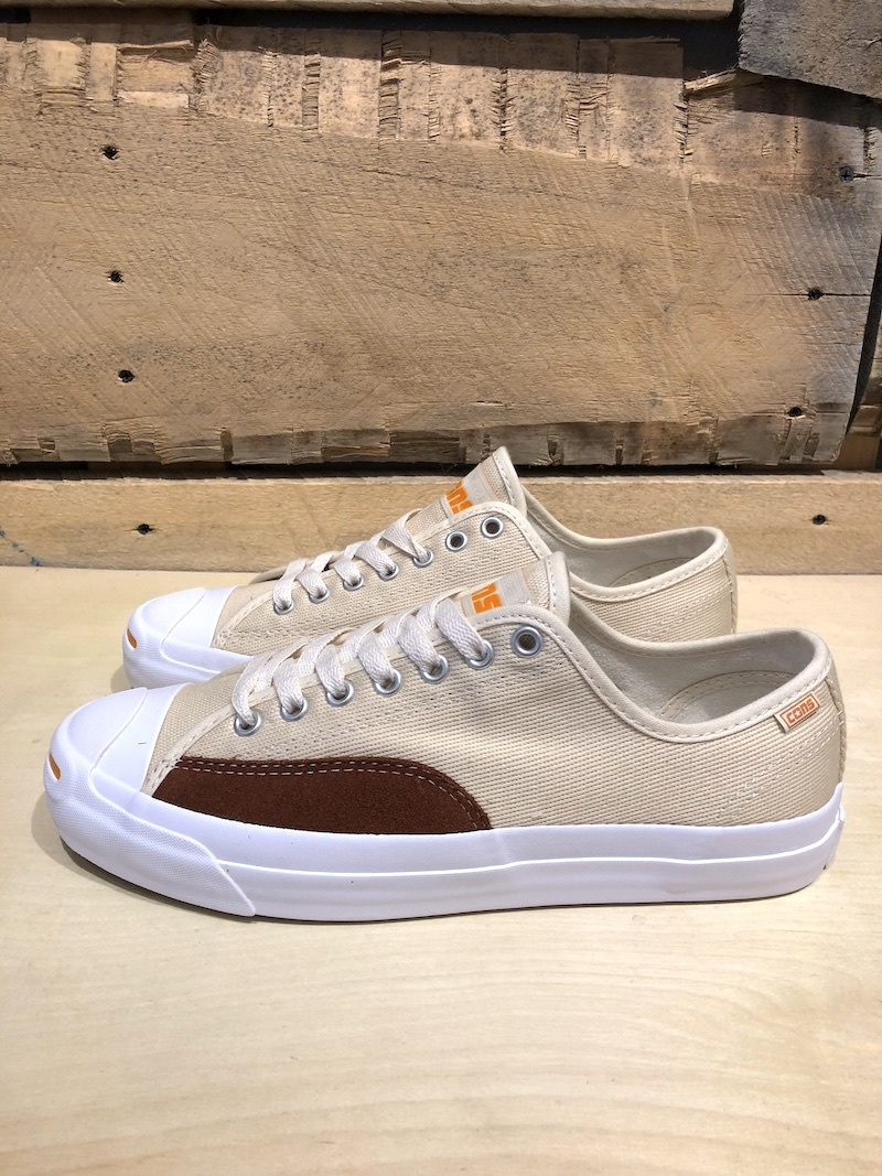 CONVERSE CONVERSE JACK PURCELL PRO - IVORY
