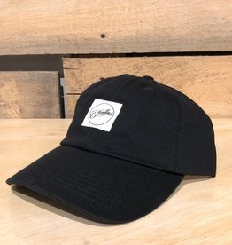 FAMILIA SKATESHOP FAMILIA CLASSIC LABEL HAT - BLACK