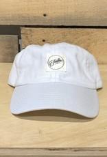 FAMILIA SKATESHOP FAMILIA CLASSIC LABEL HAT - WHITE