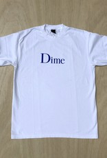 DIME DIME CLASSIC LOGO TEE - OFF-WHITE