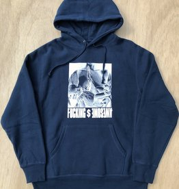 FA ENTERTAINMENT FUCKING AWESOME BLOODY BABY HOODIE (NOT SOLD ONLINE)