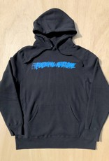 FA ENTERTAINMENT FUCKING AWESOME STAMP HOODIE - BLACK