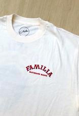 FAMILIA SKATESHOP FAMILIA ROLLERS TEE - CREAM
