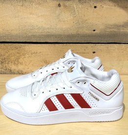 ADIDAS SKATEBOARDING ADIDAS TYSHAWN PRO - WHITE/RED