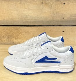 LAKAI FOOTWEAR LAKAI ATLANTIC - WHITE/BLUE
