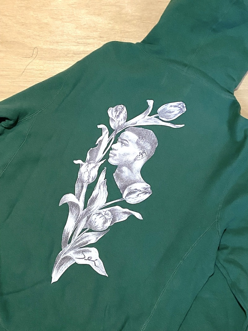 FA ENTERTAINMENT FUCKING AWESOME FLOWERS HOODIE