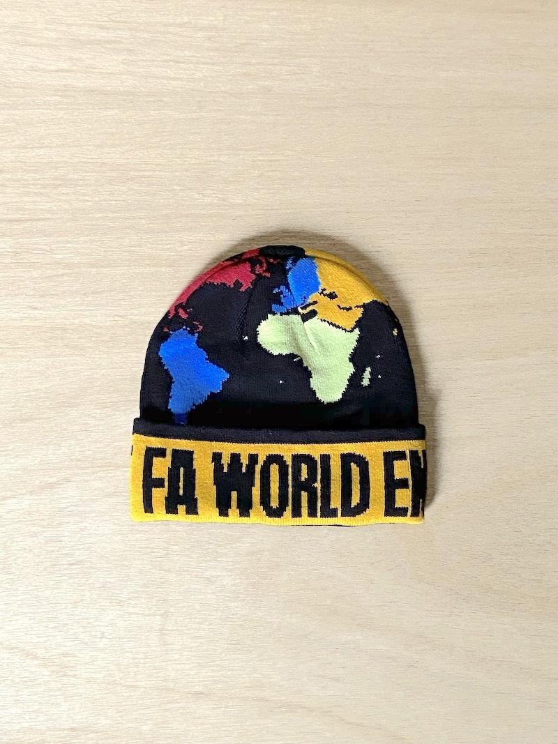 FA ENTERTAINMENT FUCKING AWESOME WORLD BEANIE