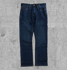 RVCA RVCA WEEKEND DENIM - OIL BLUE