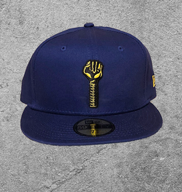 NEW ERA NEW ERA HARDIES 59FIFTY FITTED HAT ROYAL