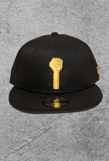 NEW ERA NEW ERA HARDIES 59FIFTY FITTED HAT BLACK