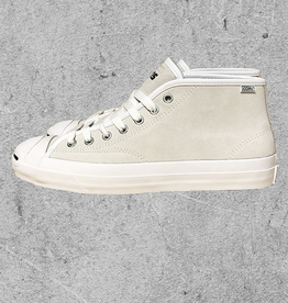 CONVERSE CONVERSE JACK PURCELL PRO MID - WHITE