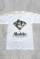 DIAMOND SUPPLY CO DIAMOND X MODELO LOS MUERTOS TEE