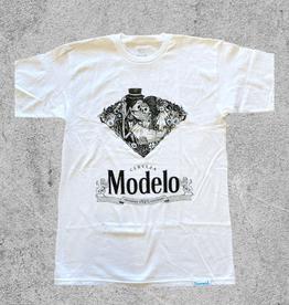 DIAMOND SUPPLY CO DIAMOND X MODELO LOS MUERTOS TEE