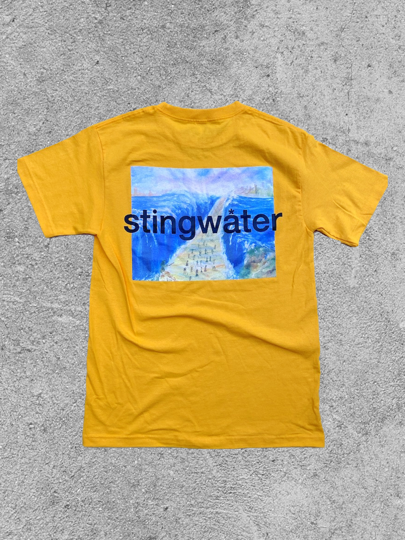 STINGWATER STINGWATER MOSES TEE