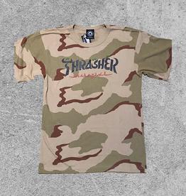 THRASHER MAGAZINE THRASHER CALLIGRAPHY TEE