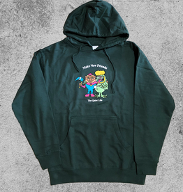 THE QUITE LIFE THE QUIET LIFE FRIENDS HOODIE