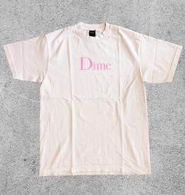 DIME DIME CLASSIC LOGO TEE - PINK
