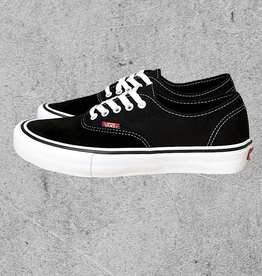 VANS VANS AUTHENTIC PRO SUEDE - BLACK
