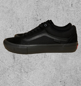 VANS VANS OLD SKOOL PRO - BLACKOUT
