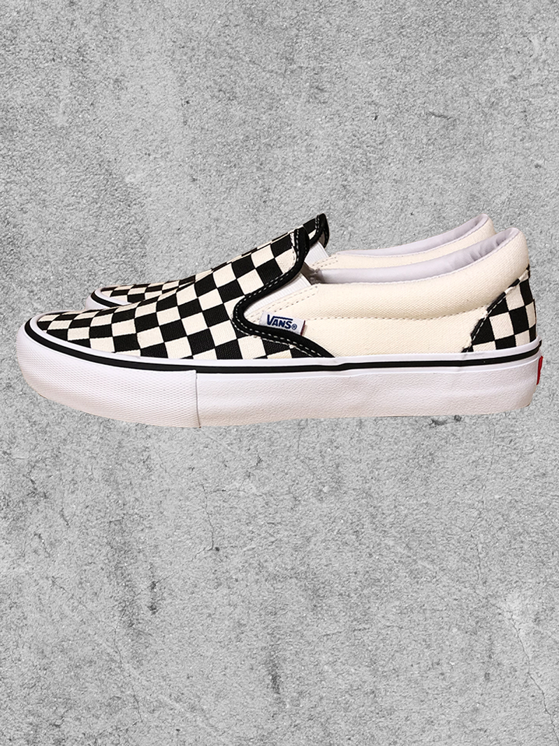 VANS VANS SLIP ON PRO - CHECKER