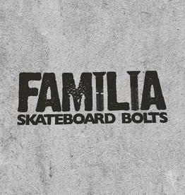 FAMILIA SKATESHOP FAMILIA BOLTS