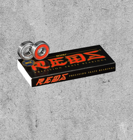 SKATE ONE BONES BEARINGS (REDS & SWISS)