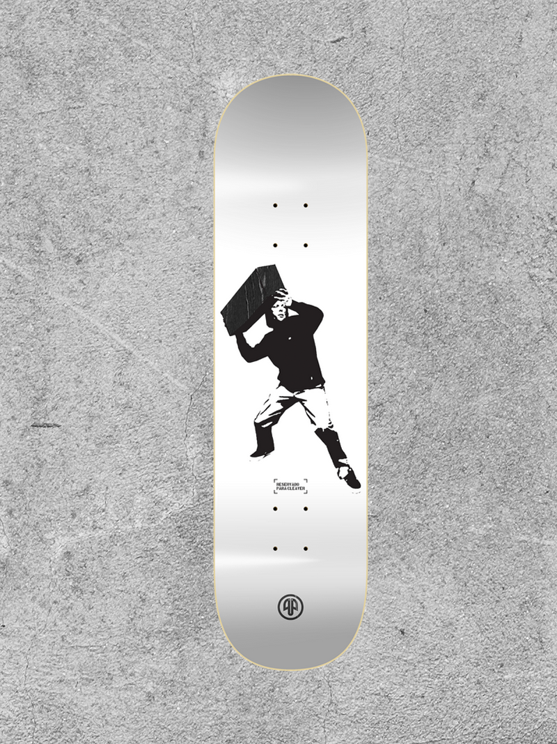 """CLEAVER CLEAVER BOXSY 8"""" DECK"""