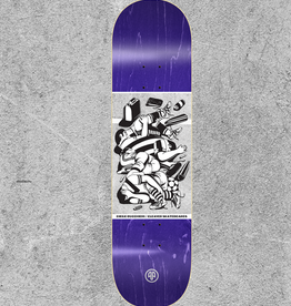 """CLEAVER CLEAVER PAIN 8.1"""" DECK"""