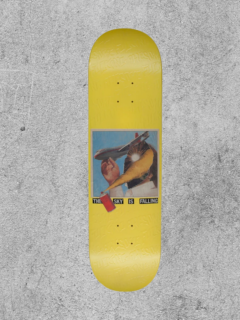"FA ENTERTAINMENT FUCKING AWESOME SKYFALL 8.18"" DECK"