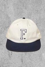 FAMILIA SKATESHOP FAMILIA F. 6 PANEL HAT - OFF WHITE