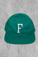 FAMILIA SKATESHOP FAMILIA F. 6 PANEL HAT - GREEN
