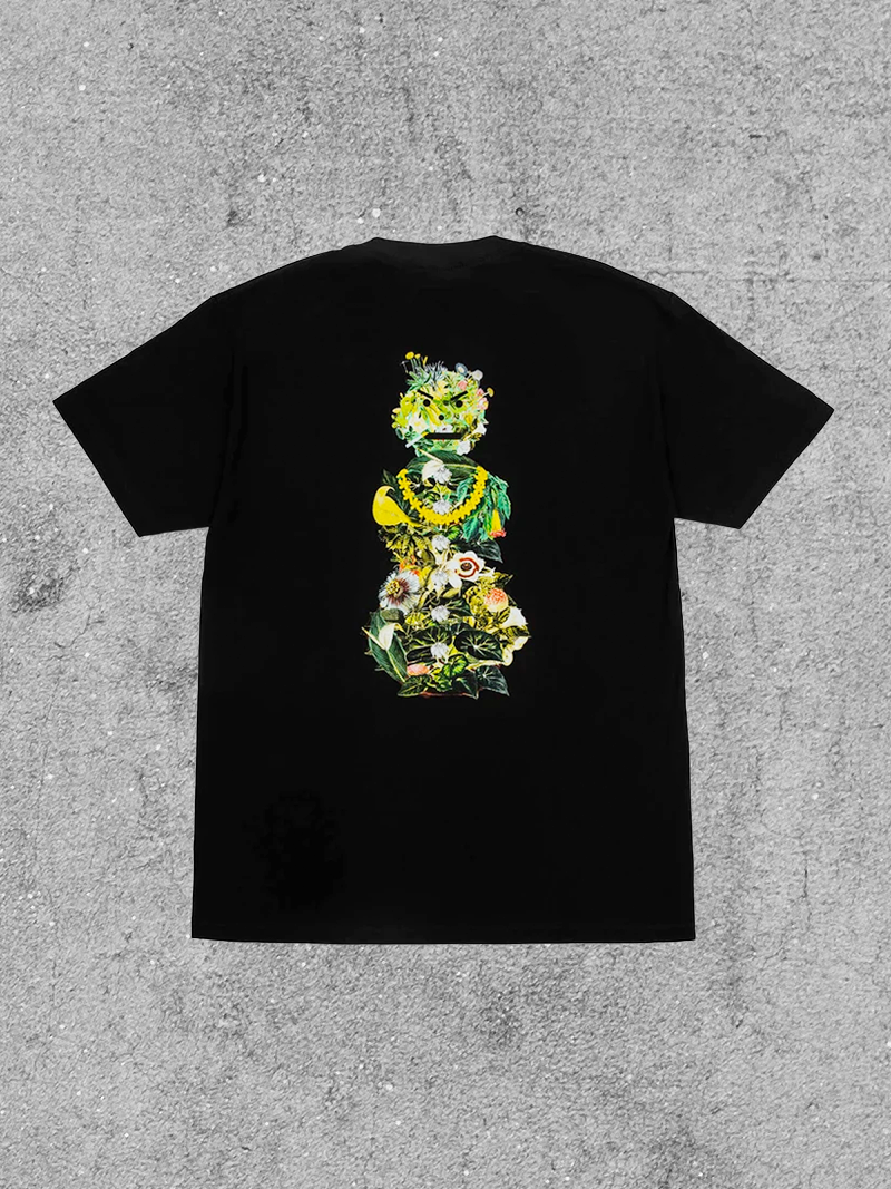 QUARTER SNACKS QUARTER SNACKS BOTANICAL TEE