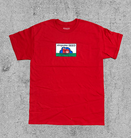 STINGWATER STINGWATER SEED TEE - RED