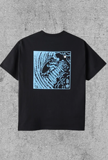POLAR SKATE CO POLAR SHIN TEE - BLACK